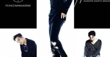 Giuseppe Zanotti and G-Dragon Partner to Launch a Footwear Capsule Collection