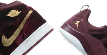 "New: Jordan ""Heiress Collection"""