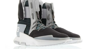 Yohji Yamamoto and adidas Release the Y-3 Noci High in New Colorway