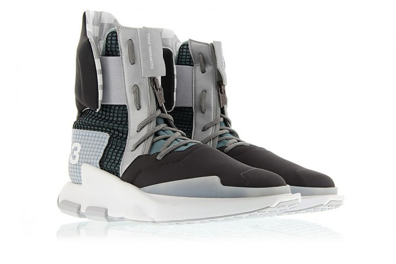 15aa8e8bccc5 Yohji Yamamoto and adidas Release the Y-3 Noci High in New Colorway ...