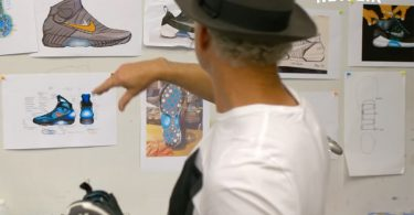Watch Nike Designer Tinker Hatfield in New Documentary on Netflix