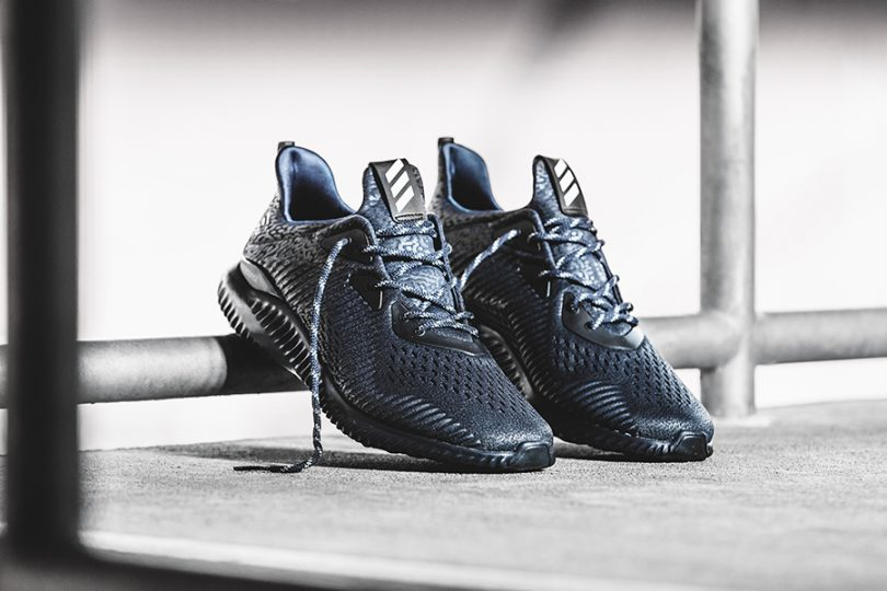 new product 68743 e059f A Close Look at the New adidas alphabounce ams Silhouette